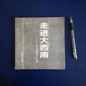 走进大西南-李亚辉写生集(无封面,内容齐)