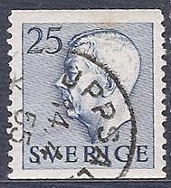外国邮票-瑞士卷筒邮票【国王头像】好信销邮票