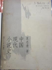 中国现代小说史(2005年一版一印)