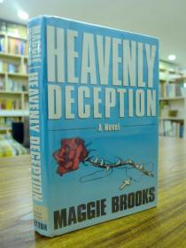 HEAVENLY DECEPTION (玛吉·布鲁克斯 著:天堂的骗局)
