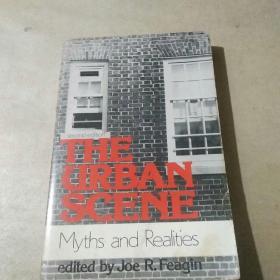 THE URBAN SCENE Myths and realities(英文版)