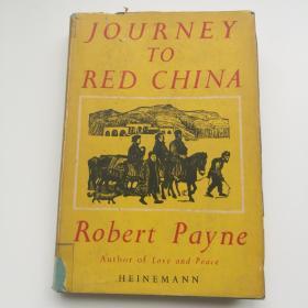 英文原版 Journey to Red China