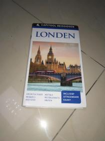 LONDEN(大32开软精装)