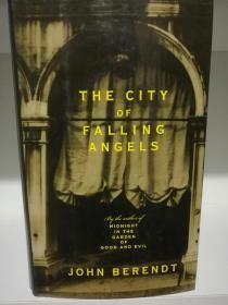 城市与文学:威尼斯故事   约翰·伯兰特  威尼斯:天使坠落的城市 The City of Falling Angels by John Berendt (城市与文学)英文原版书
