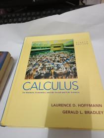 CALCULUS  微积分  精装本 16开