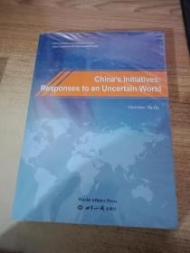 塑封英文版【CHINA`S INITIATIVES: RESPONSES TO AN UNCERTAIN WORLD】详细见图