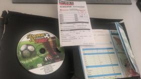 光盘 实况世界杯 决战日韩2002 中文版  内含1CD+用户回执卡+说明书