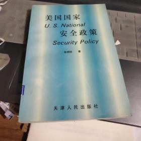 美国国家安全政策