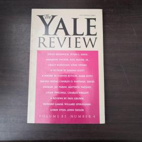 The YALE Review (Vol.85 NO.4)