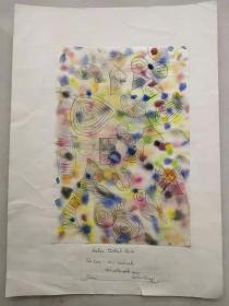 西洋 欧洲 水彩画 125 30x43 20x29cm 手绘 原稿 年代不详
