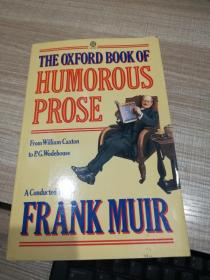 The Oxford Book of Humorous Prose 牛津幽默文选