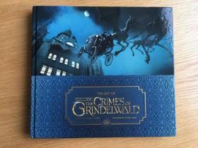 订购 神奇的动物在哪里2 格林沃德 电影设定集 美版 The Art of Fantastic Beasts: The Crimes of Grindelwald