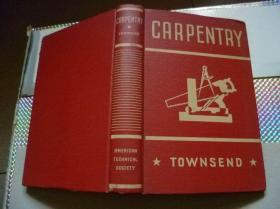 CARPENTRY1944年精装
