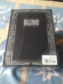The Art of Blizzard Entertainment 暴雪限量收藏版 全球1500套