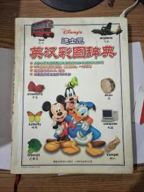 迪士尼 英汉彩图辞典(软精装)