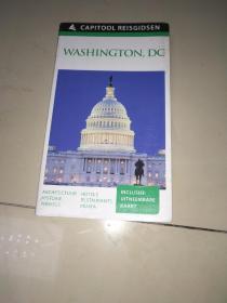 WASHINGTON,DC(大32开软精装)