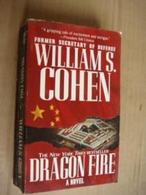 英文原版 Dragon Fire