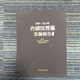 2009-2013年 合浦汉晋墓发掘报告(下册单本出售)