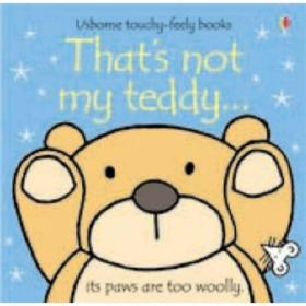 That's not My Teddy (Board)