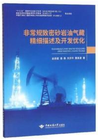 非常规致密砂岩油气藏精细描述及开发优化 9787562544258 赵彦超 中国地质大学出版社