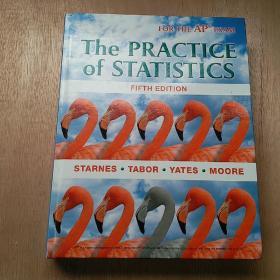The Practice of Statistics 5th Edition 精装英文原版 大16开