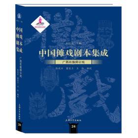中国傩戏剧本集成:广西壮族师公戏