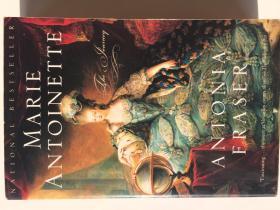 Antonia Fraser :Marie Antoinette The Journey 玛丽安托瓦内特 英文原版书