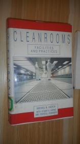 CLEANROOMS FACILITIES AND PRACTICES 英文原版精装 十六开