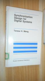 Synchronization Design for Digital Systems 英文原版精装 十六开