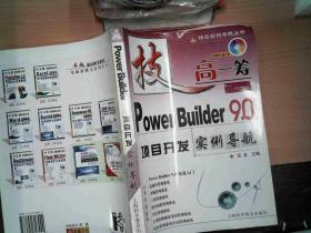 Power Builder 9.0项目开发实例导航  -