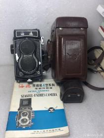 海鸥4bi照相机(赠送相机零部件图册)