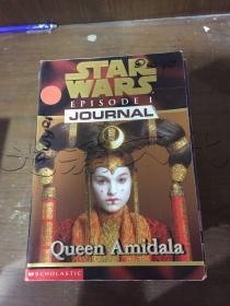 Queen Amidala (Star Wars Episode 1, Journal #2)---[ID:124286][%#358D8%#]