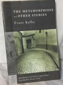 Metamorphosis and Other Stories  卡夫卡小说选