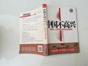 中国不高兴:大时代、大目标及内忧外患