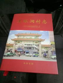 广州市天河区村志系列丛书之八  龙眼洞村志