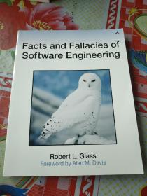 Facte and Fallacies of Software Engineering 软件工程的事实与谬误 英文版