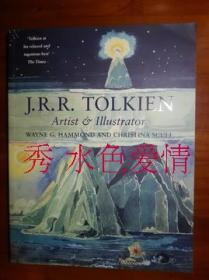 托尔金 艺术 插画 美版平装 J.R.R.Tolkien Artist and Illustrator