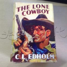 THE LONE COWBOY---[ID:429743][%#108H1%#]