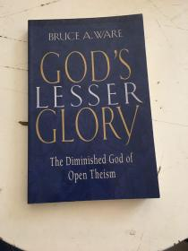 Gods Lesser Glory: The Diminished God of Open Theism 书内有铅笔画线