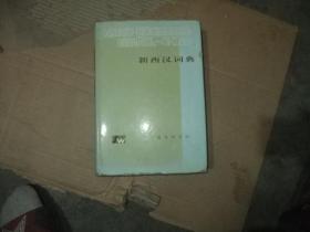 新西汉词典(精装)