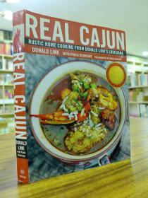 REAL CAJUN-RUSTIC HOME COOKING FROM DONALD LINK`S LOUISIANA(唐纳德·林克—路易斯安那州真正卡津人乡村家常菜)