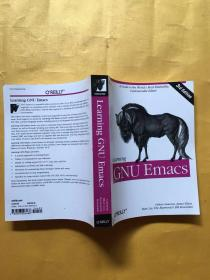 Learning GNU Emacs Third Edition:A Guide to Unix Text Processing