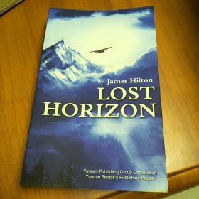 英文版:LOST HORIZON(消失的地平线)