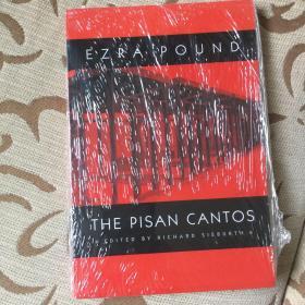 The Pisan cantos by Ezra Pound — 庞德《比萨诗章》