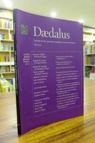 Daedalus Journal of the American Academy of Arts & Sciences Fall 2009(美国艺术与科学学院《代达罗斯》期刊 2009秋季)