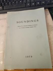 SOUNDINGS Reader For Advanced Students of English as a Foreign Language Student Text