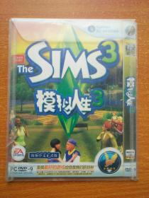 游戏:【模拟人生3 】一碟装(DVD——9)
