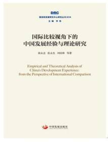 国际比较视角下的中国发展经验与理论研究