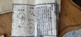 清代光绪魔术手册鹅幻汇编