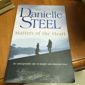 英文版:DANIELLE STEELMATTERS OF THE HEART